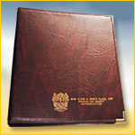 image of Deluxe Large-Size Ring Binder 1-1/2in. Rings