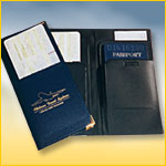 image of Regal Passport & Travel Ticket Holder